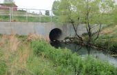 Explorar el sistema de drenaje de agua de tormenta