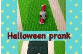 Broma de Halloween candy