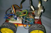 """Cómo hacer un obstáculo evitando Arduino Robot! """"Mi Robot V1"""""""