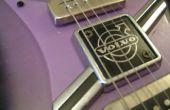 Proyecto de guitarra VOLVO