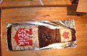 Lone Star cerveza torta