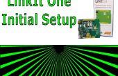 Configuración inicial LinkItOne