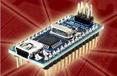 Interfaz ADC121C con Arduino nano(I2C)