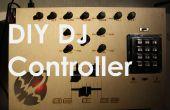 Controlador de DJ USB DIY