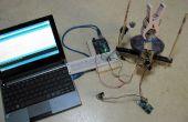 Auto equilibrio giroscopio V3 utilizando Arduino y pote para el Sensor de inclinación