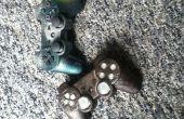 Controladores de PS3 personalizado pintado