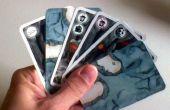 Cómo hacer tu propio TCG (juego de cartas coleccionables)