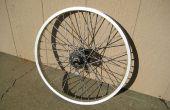 Construir su primera rueda de la bici!