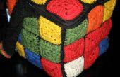 Bolso del cubo de Rubik