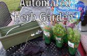 Automatizado de jardín de hierbas - Edison
