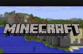 Tutorial disfraz de Minecraft (cualquier tamaño)