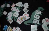 Chillido (un juego de cartas)