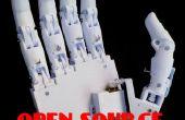 Tacto: Bajo costo, avanzada mano protésica