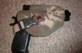 Cómo pintar un Camo pistola y una funda de pistola