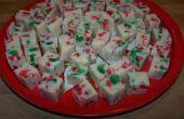 Fudge de Navidad Chocolate blanco