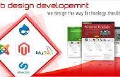 Mirando por Web diseño empresas a obtener éxito en negocios Online
