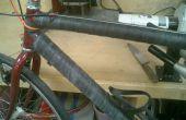 Protección del marco de la bicicleta