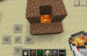 Minecraft Pocket Edition incinerador