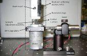 Interruptor de pie para los lasers del obturador rápido