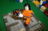 Minifigura LEGO Chell de portal
