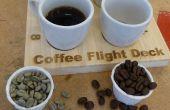 """""""Café cubierta de vuelo"""" para café"""
