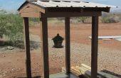 Cómo construir un Gazebo de comedero de Memorial Day