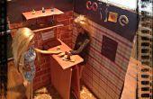 Los niños impresionante proyecto: Fácil Barbie Diorama