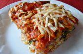 PIEL de rollito de primavera Lasagna--bono de vegano y GF manos libre ajo pelado video