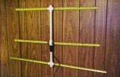 Radio de dirección encontrar antena para VHF