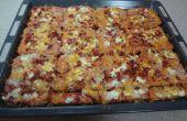Pizza fácil y rápido