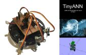 TinyANN, red neuronal Artificial cumple ATTINY