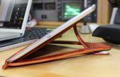 Sugru & cuero iPad soporte de aire