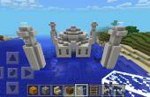Minecraft - TAJ MAHAL flotante