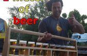 Un metro de cerveza