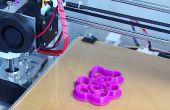 BRICOLAJE - cómo hacer un cortador de la galleta / de la impresión 3D de TED / TUTORIAL