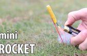 Cómo hacer un Mini cohete