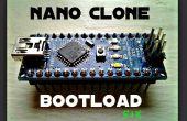 Cómo grabar un gestor de arranque para clonar Arduino Nano 3.0