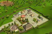Parque de Amusment de Valleyside. An RCT3 park