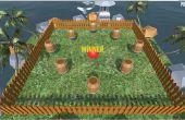 Unidad 3D juego de Video Tutorial