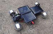 Cómo hacer un auto Solar