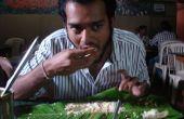 Cómo comer con las manos (como un indio del Sur)