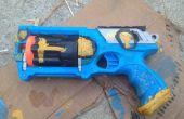 Cómo villianize una pistola nerf