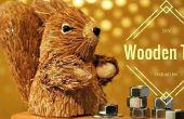 Hacer un árbol de Navidad madera Industrial