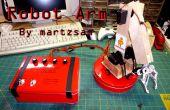 Brazo de Robot Arduino fácil y Simple