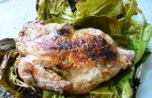 Pollo del mendigo, un manjar chino