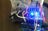 Automático de Arduino trombón sintonizador