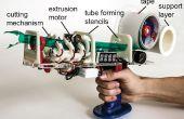 Protopiper: Esbozo físicamente objetos de sala de tamaño a escala real