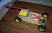 LEGO ratonera coche