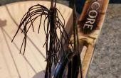 Silenciador de cuerda de arco