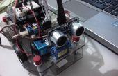PINGBot - explorador Robot